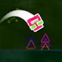 Geometry Dash Blackboard